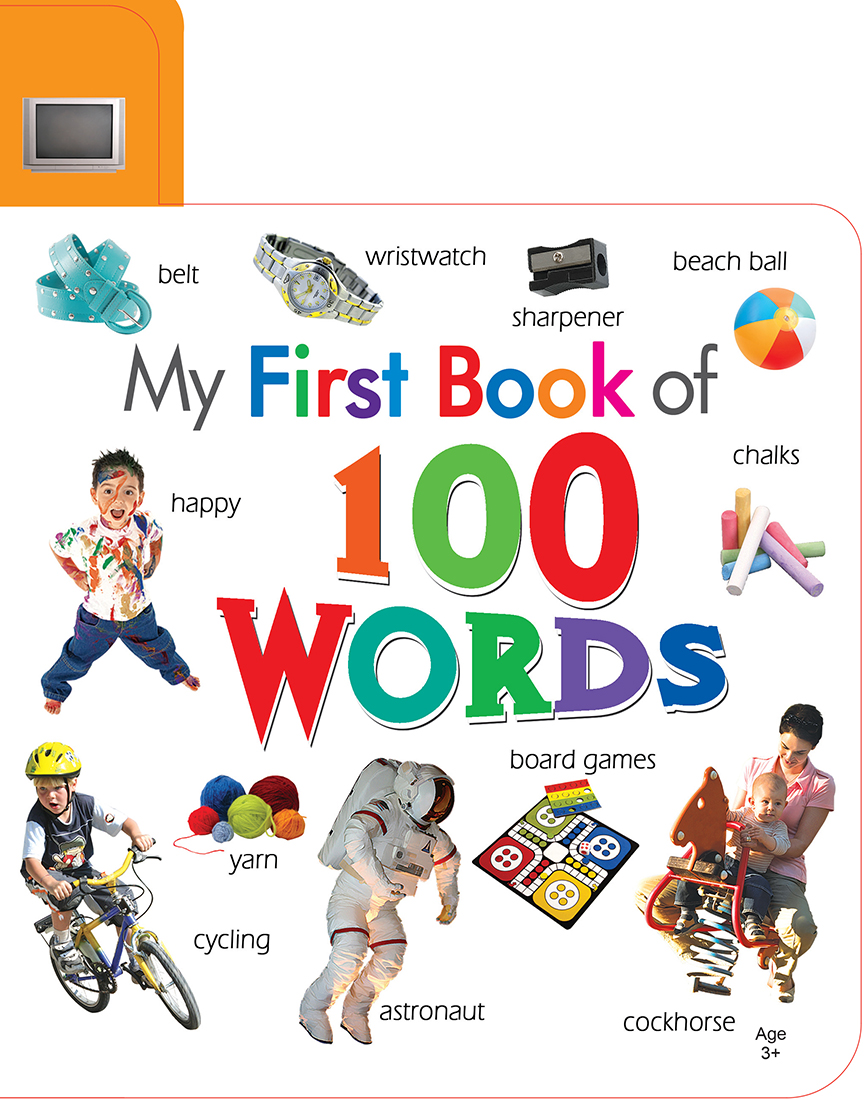 My First Book of 100 Words