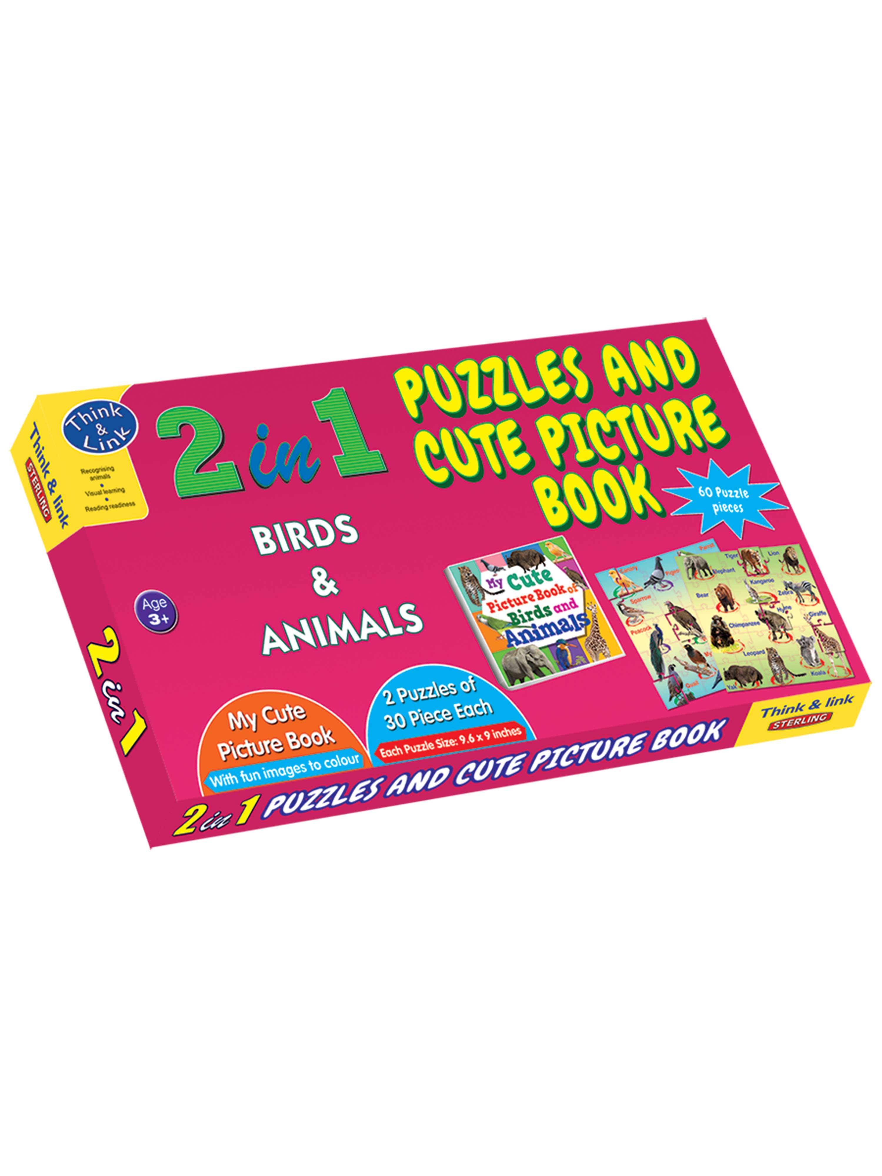 2in1 Birds & Animals