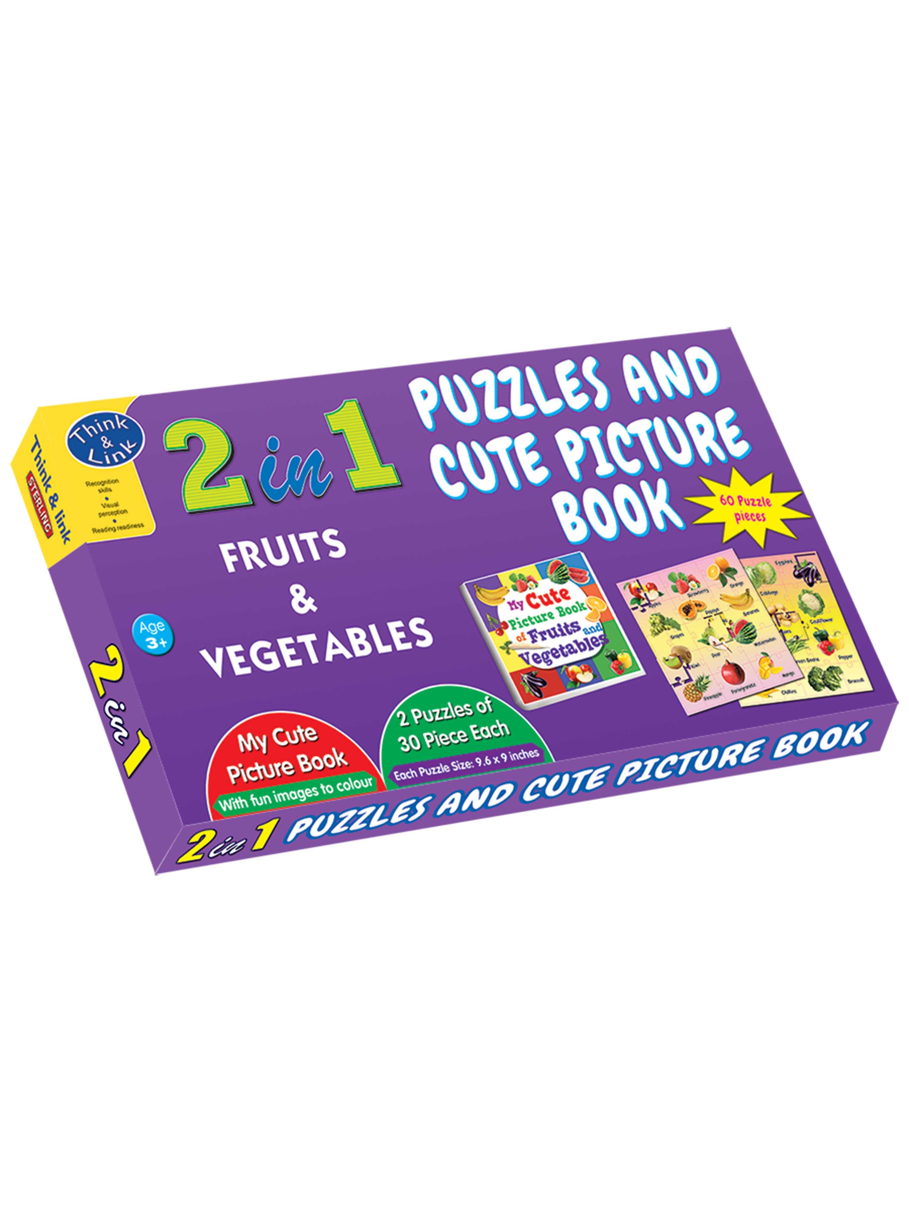 2in1 Fruits & Vegetables
