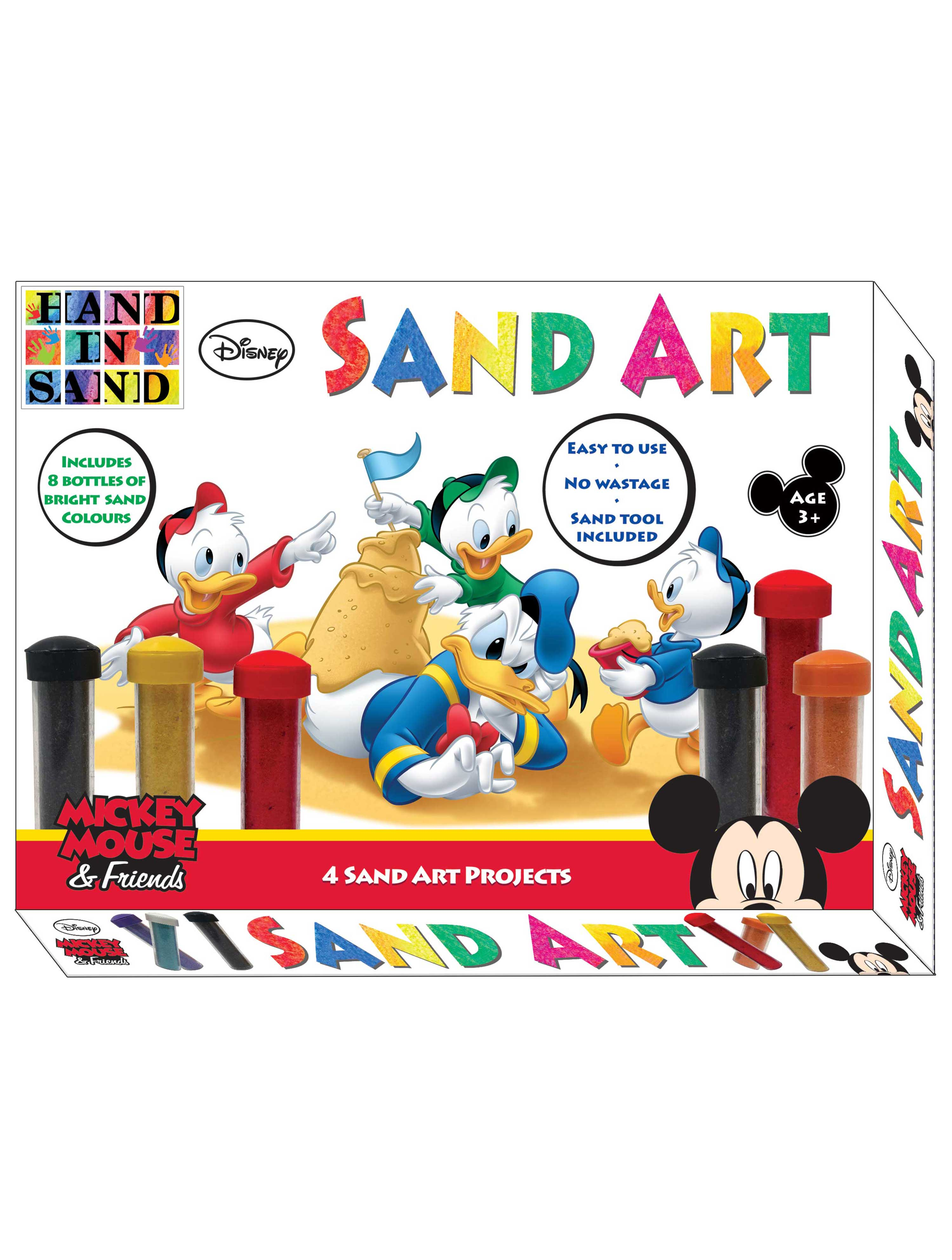 Sand-Art-Mickey-Mouse-&-Friends