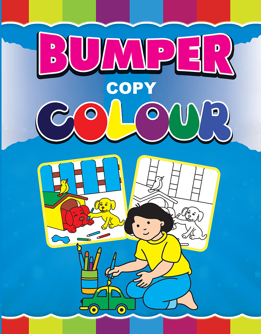 Bumper Copy Colour