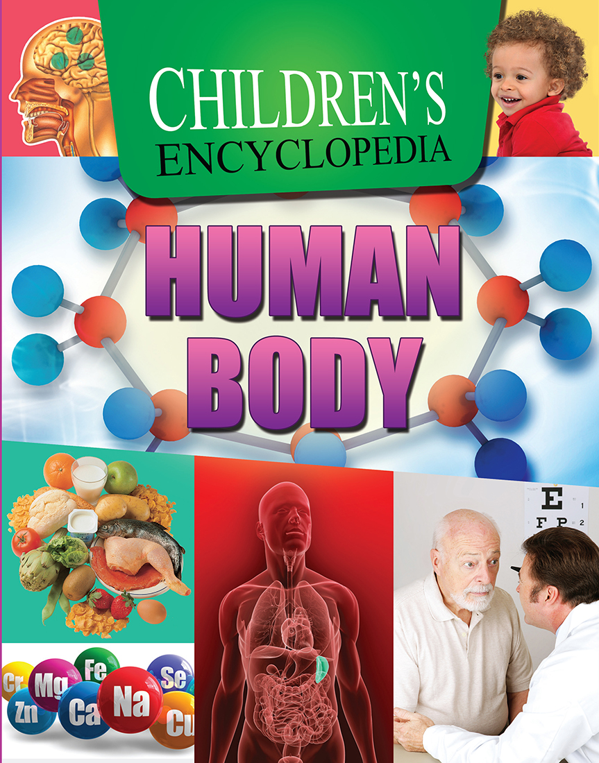 Children's Encyclopedia Human Body