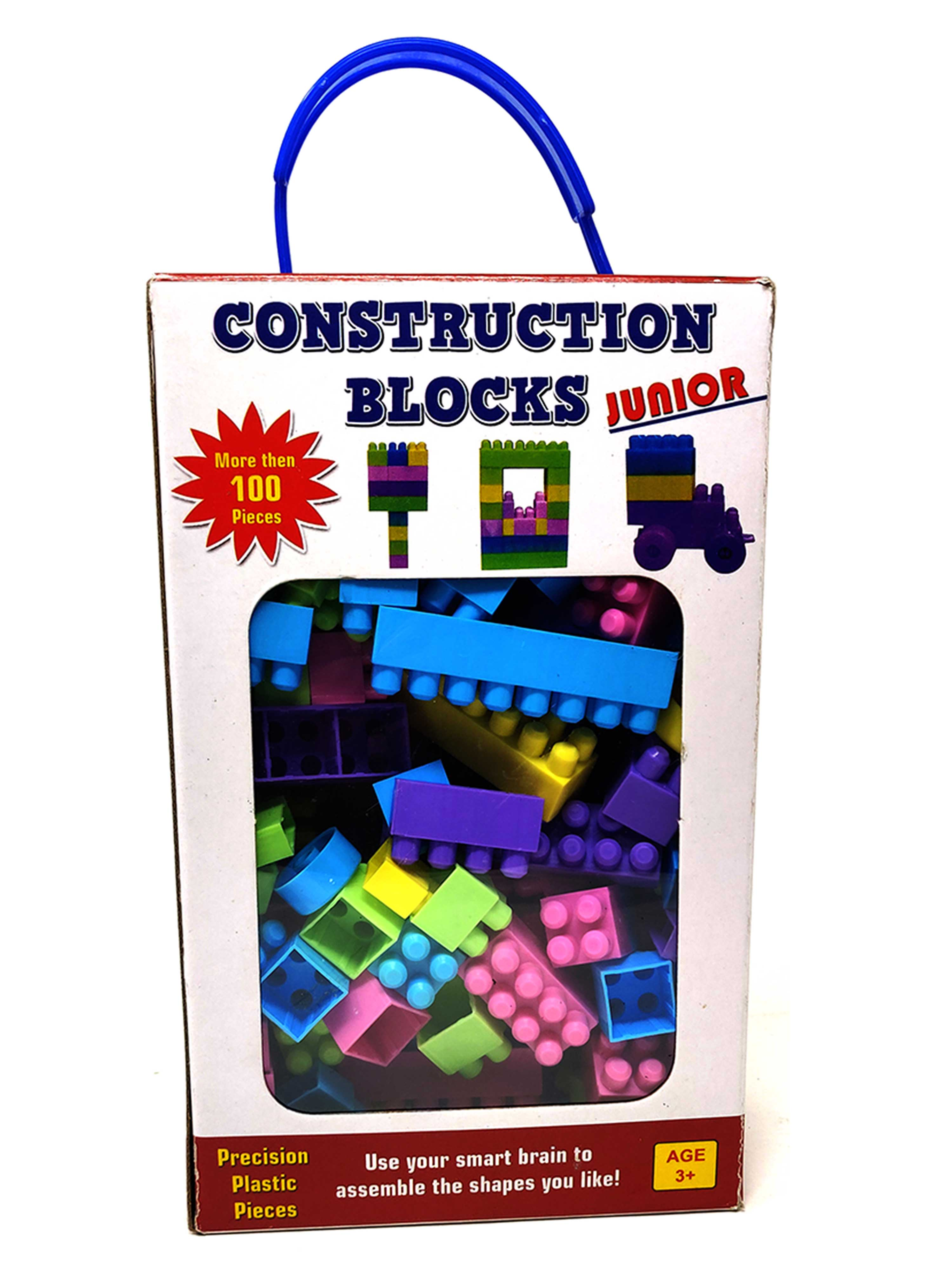 Construction Blocks Junior