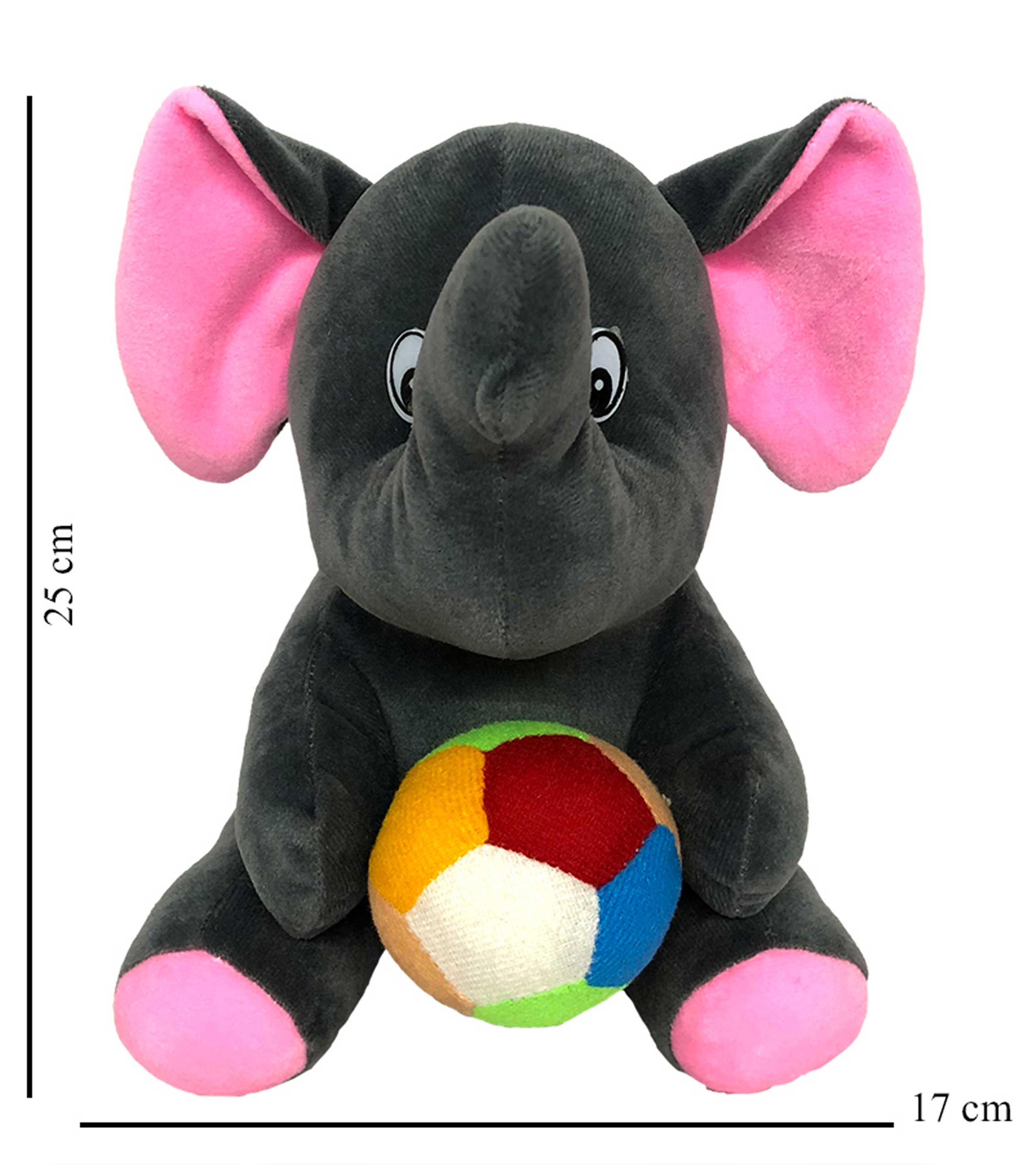 Elephant with Ball