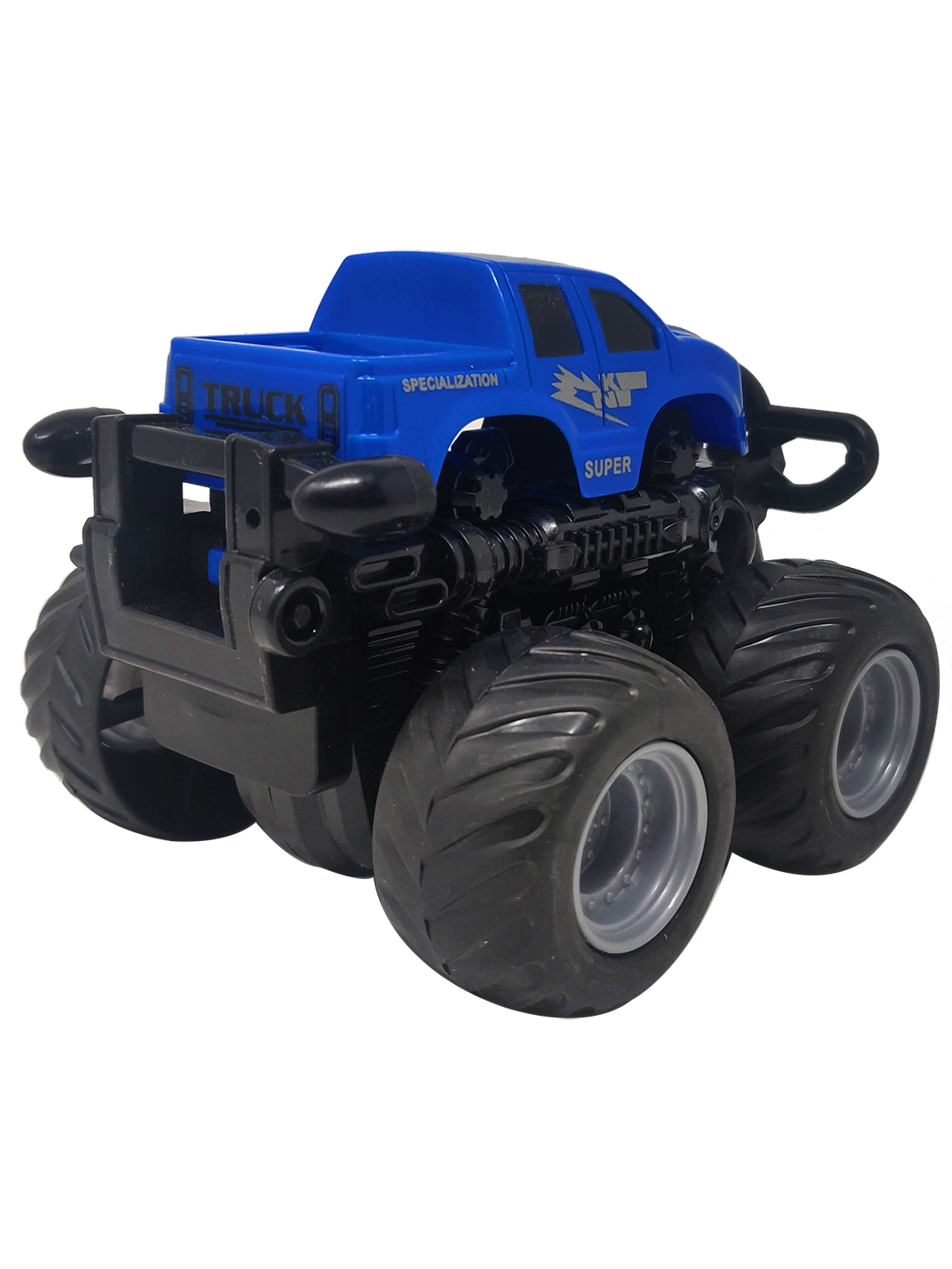Friction Cars-Truck-Blue