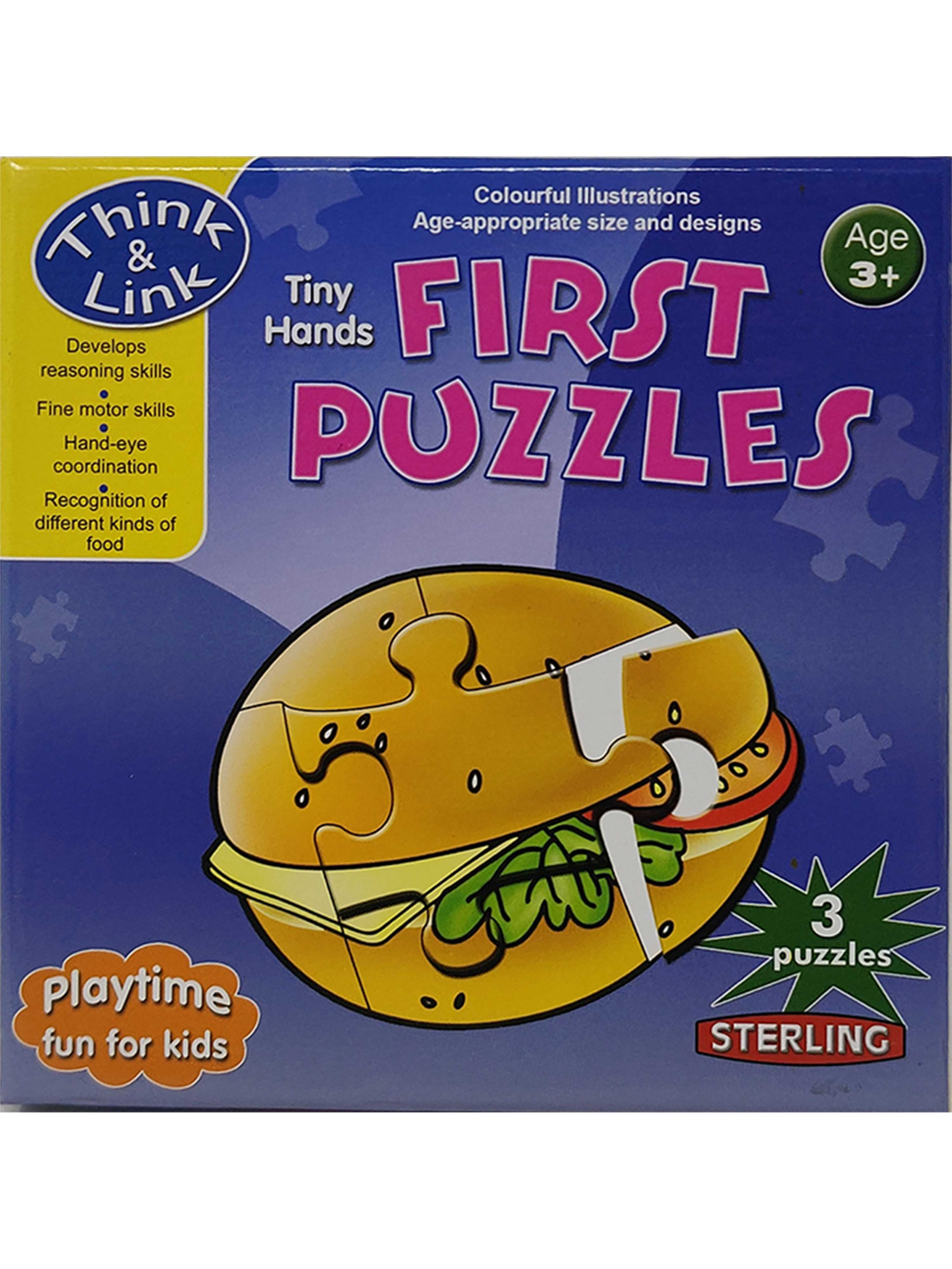 First Puzzles-Food