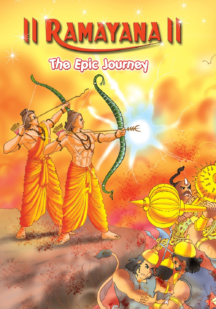 "Ramayana ""The Epic Journey"""