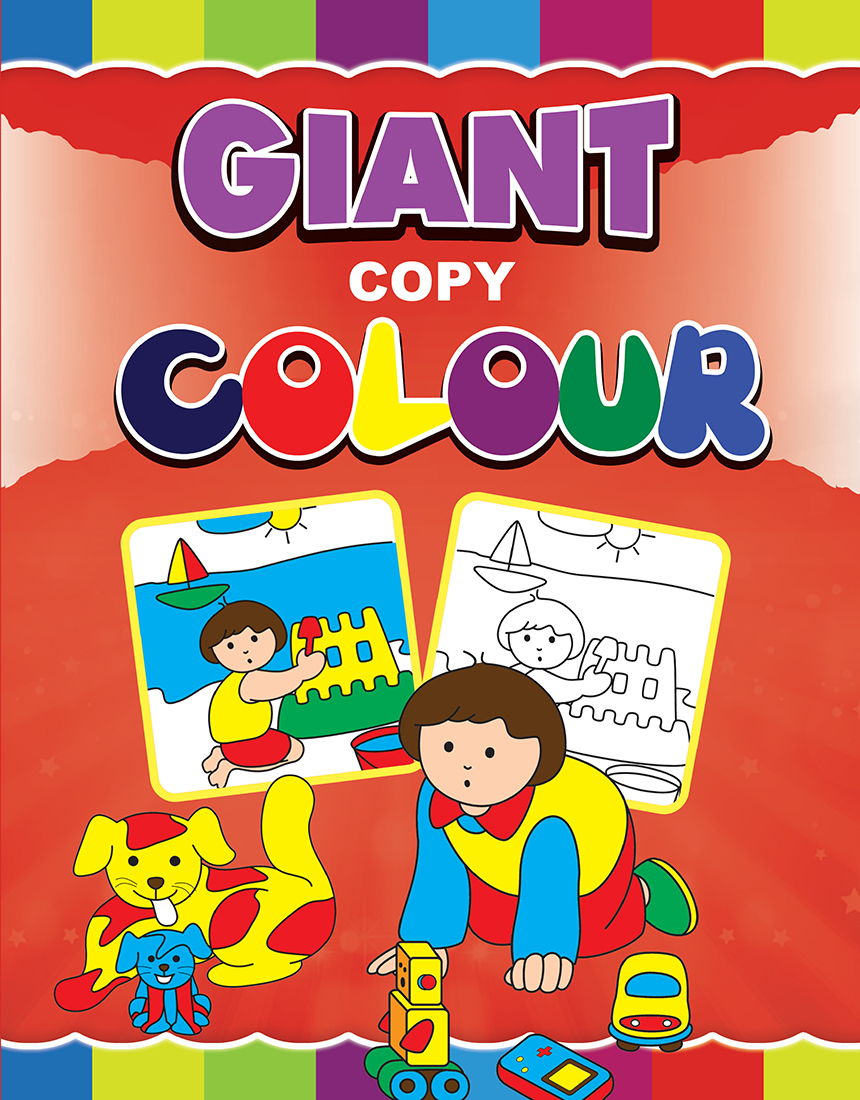 Giant Copy Colour