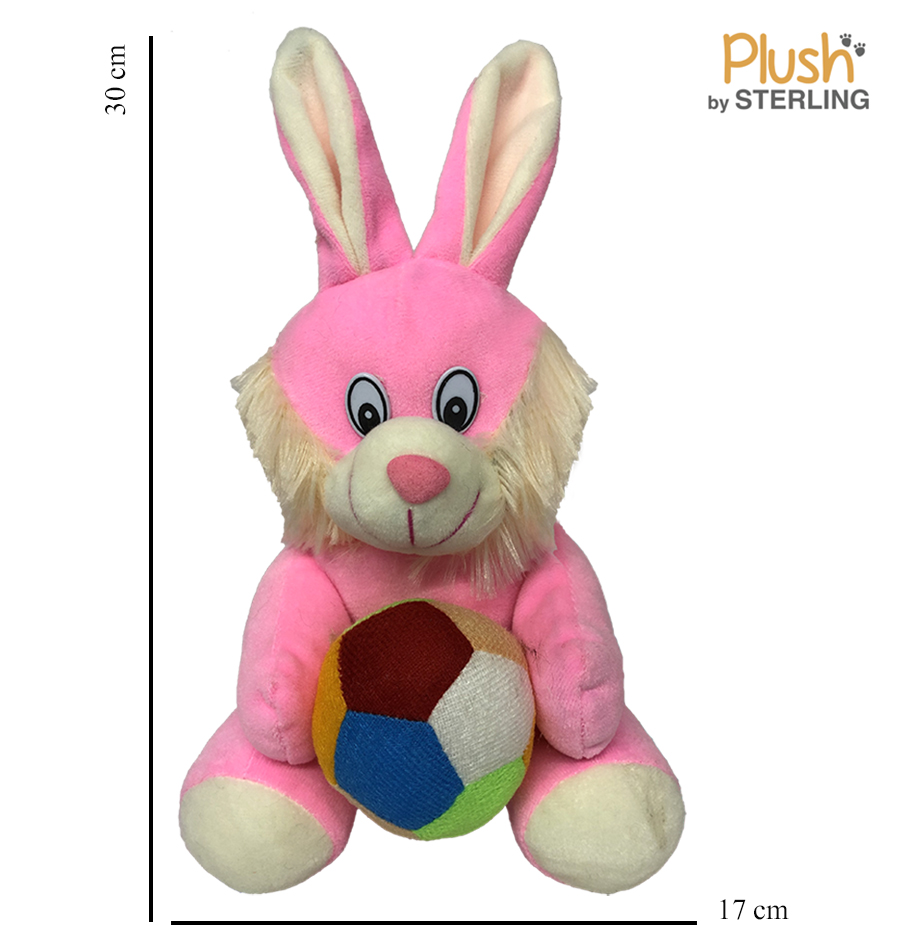 Bunny with Ball