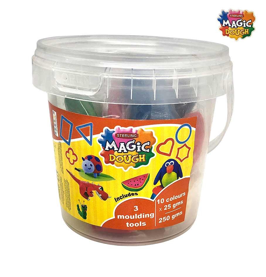 Magic Dough Bucket