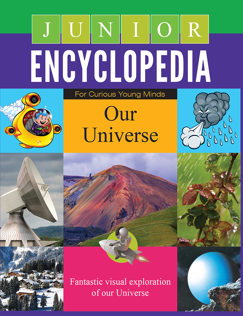 Junior Encyclopedia Our Universe