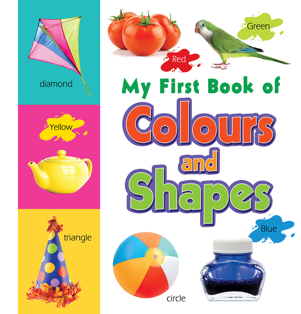 My First Book of Colours and Shapes