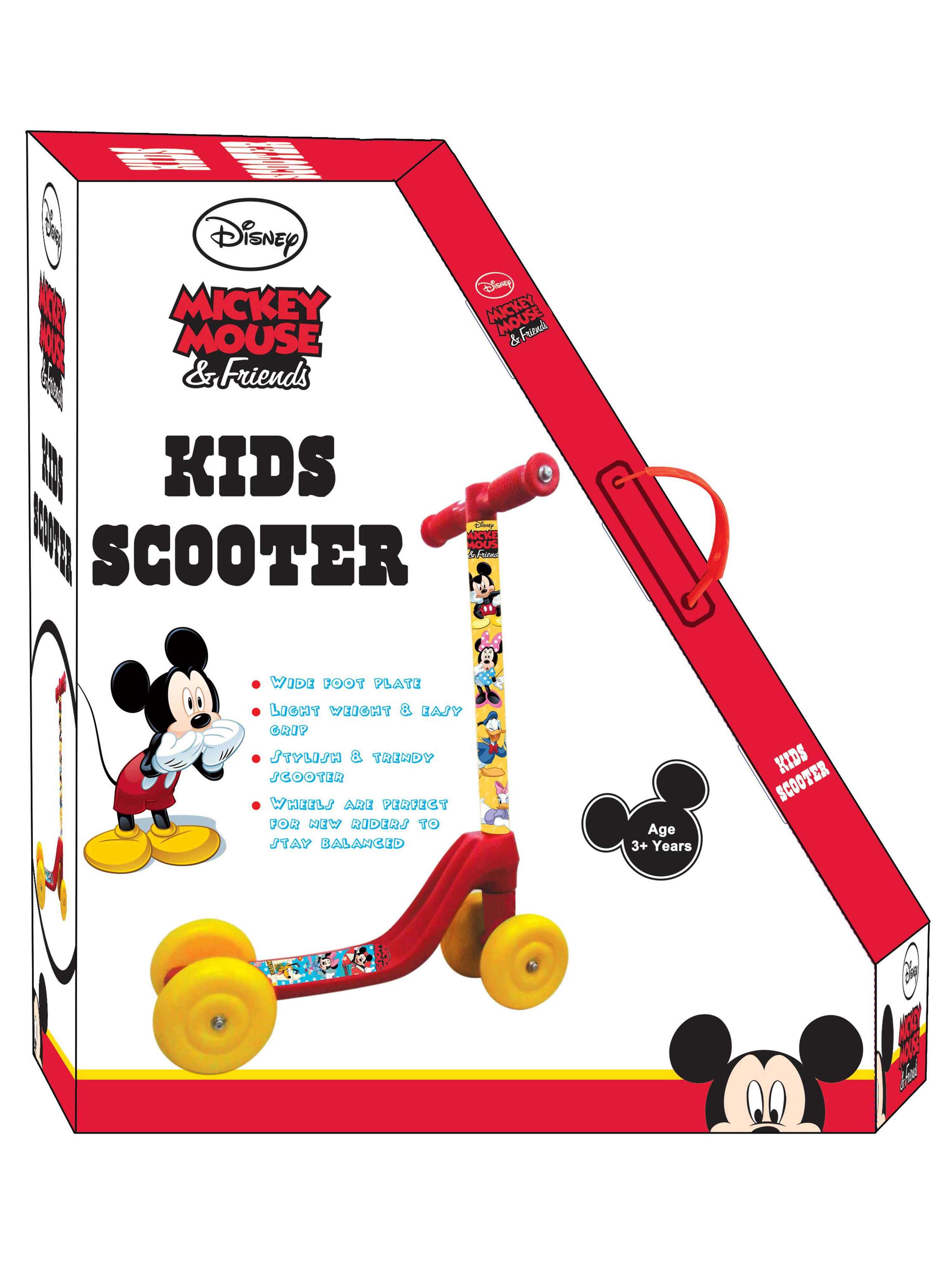 Disney Mickey Mouse Kids Scooter