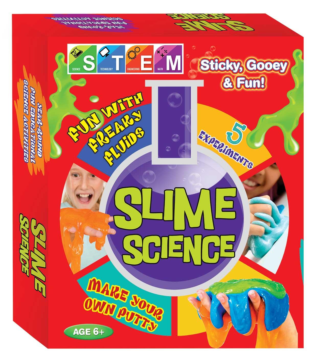 STEM Slime Science