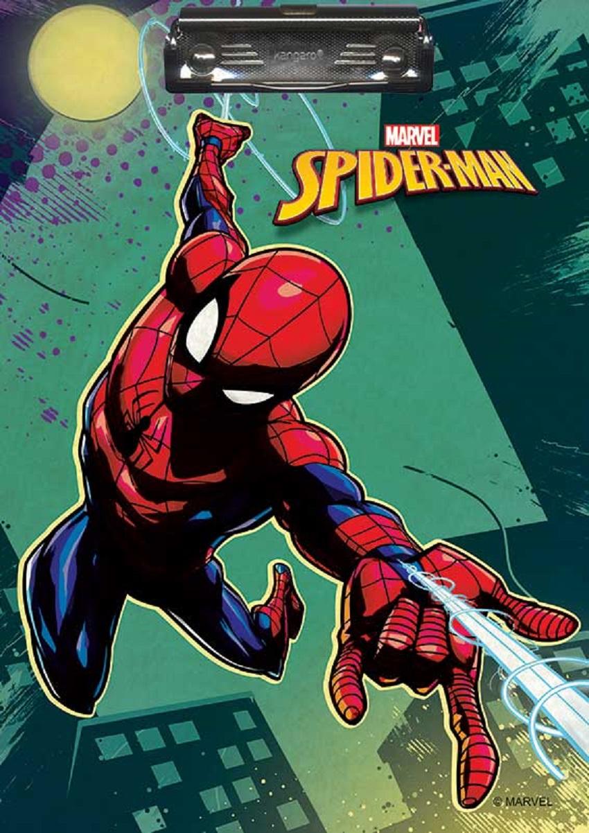 Marvel Spiderman Clipboard