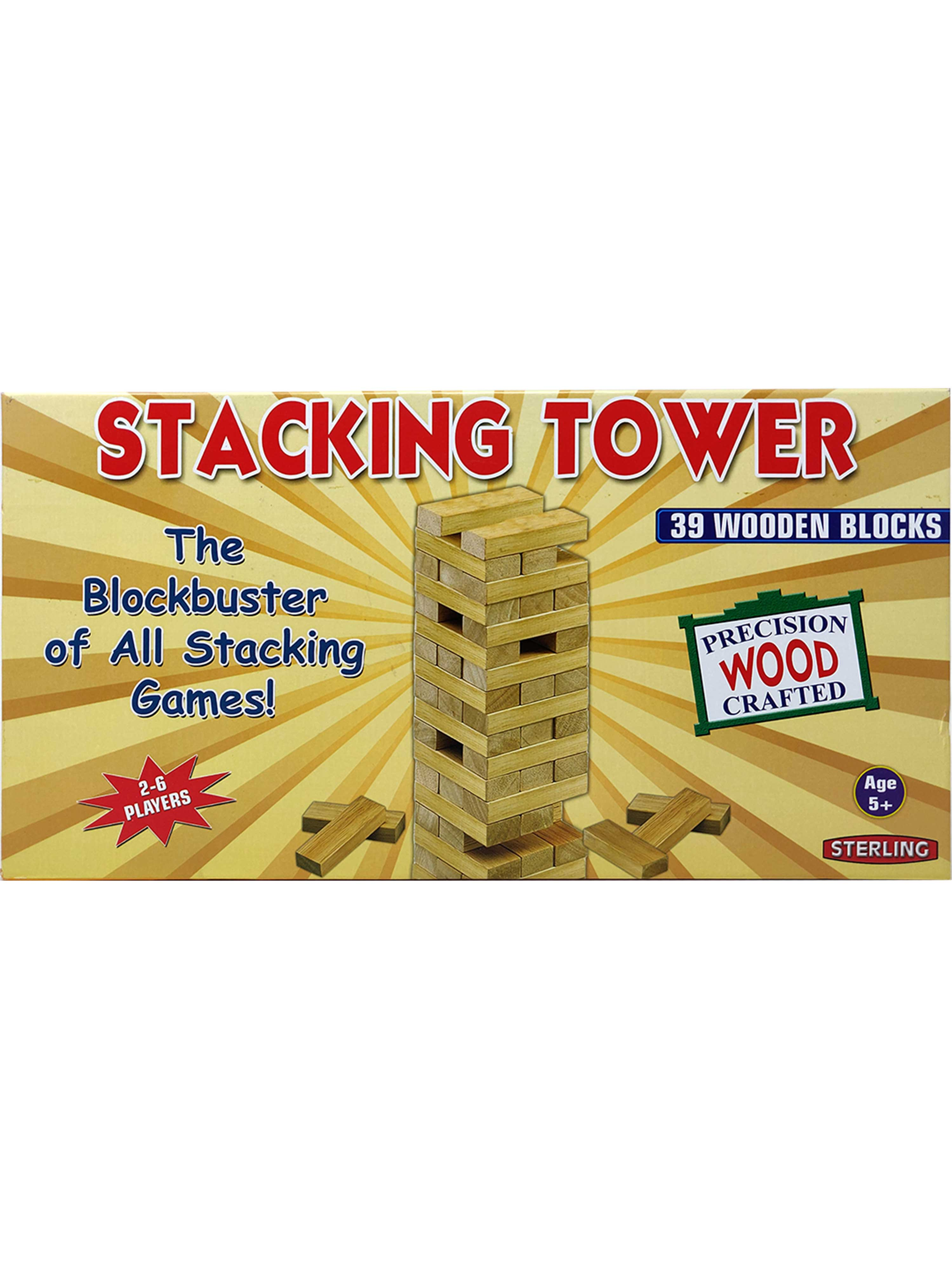 Stacking Tower